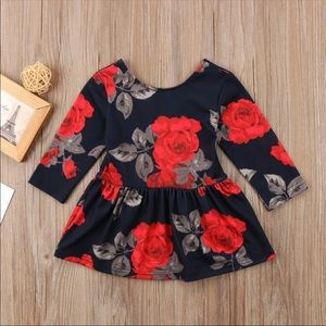 Other - Dark Rose Dress